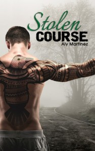 4 1/2 Stars for Stolen Course (Wrecked and Ruined #2) by Aly Martinez