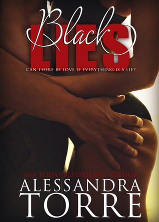 REVIEW: 5 Stars for Black Lies by Alessandra Torre