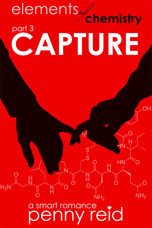 Release Blitz for Capture by Penny Reid #Giveaway #Teaser