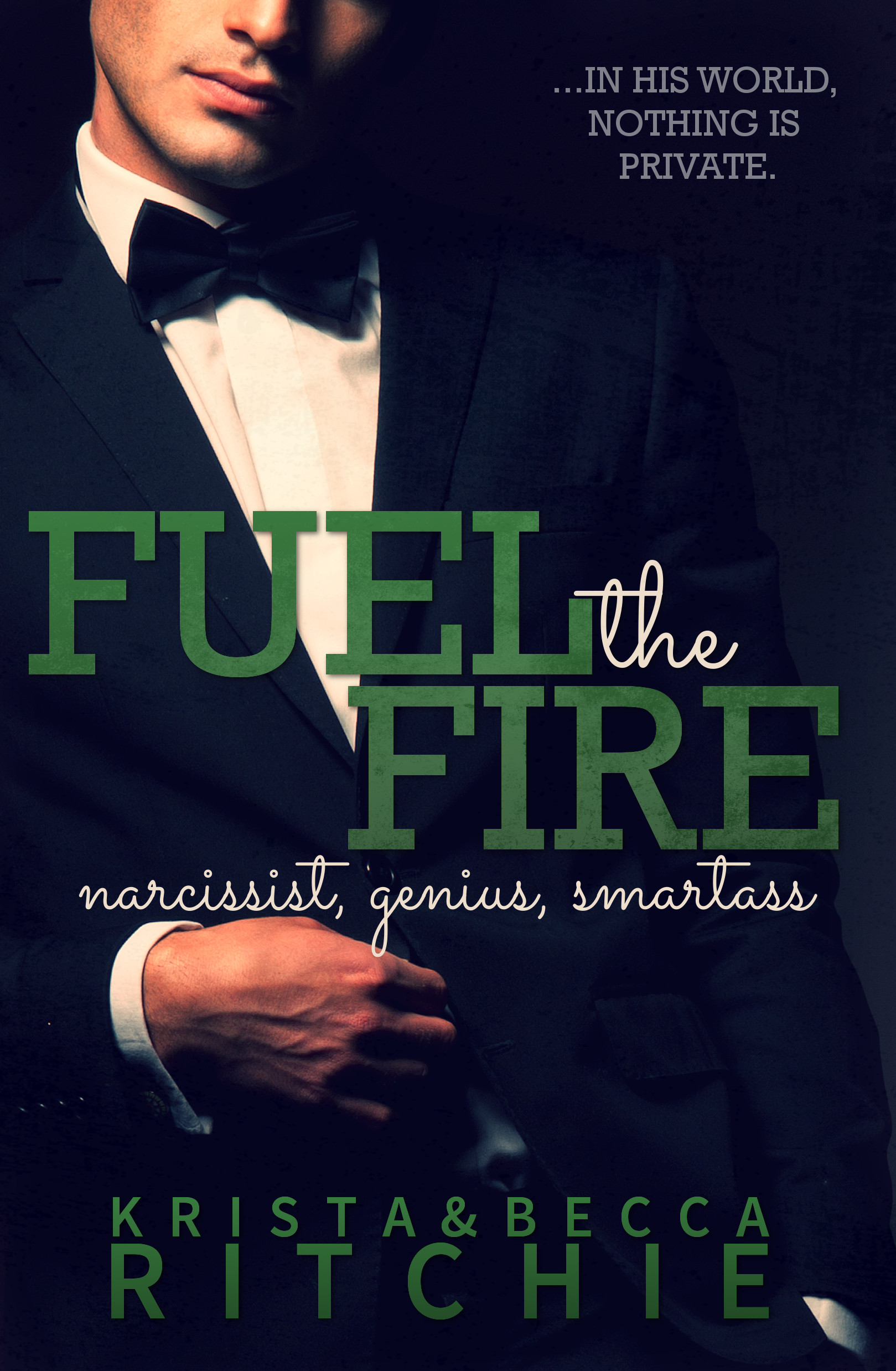 Review: Fuel the Fire by Krista and Becca Ritchie