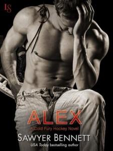 4 Stars for Alex (Cold Fury Hockey #1) by Sawyer Bennett