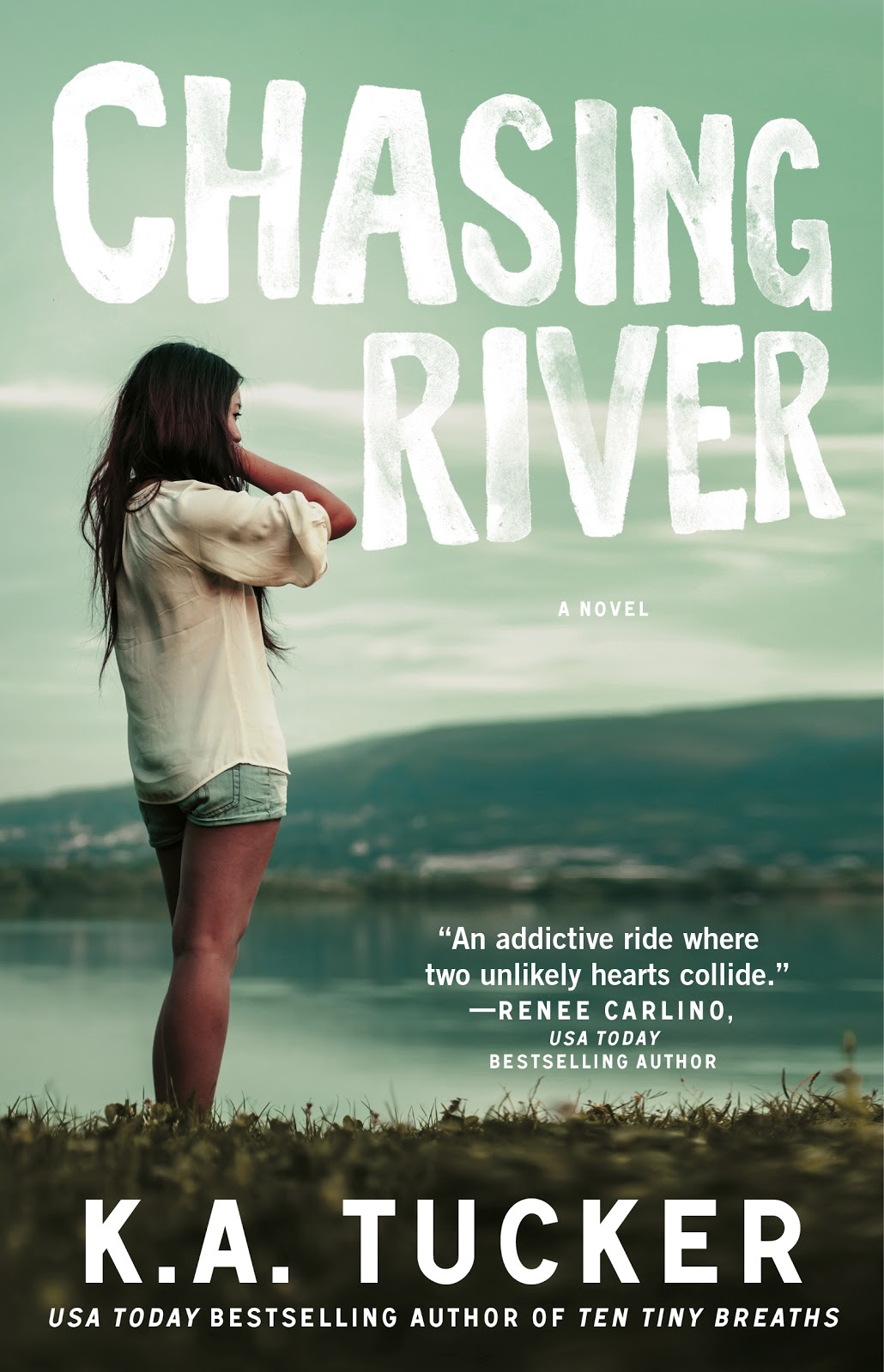 Review Tour – 5 Stars –  Chasing River by K. A. Tucker #Giveaway Full signed set of K.A. Tucker's books!