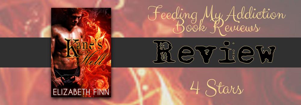 Review: Kane's Hell by Elizabeth Finn