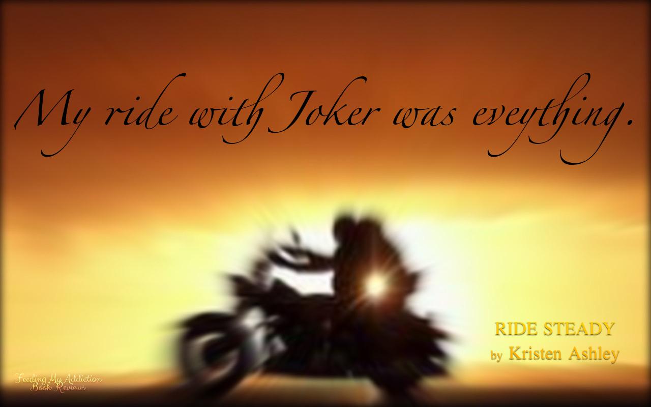 Ride Steady teaser