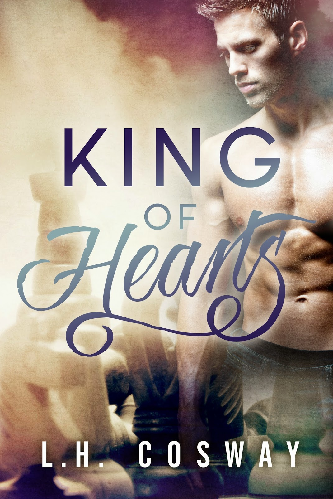 Review: King of Hearts by L. H. Cosway + #Giveaway #Excerpt