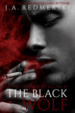 The Black Wolf Is Live! Have you read this series yet? It is one of my faves!