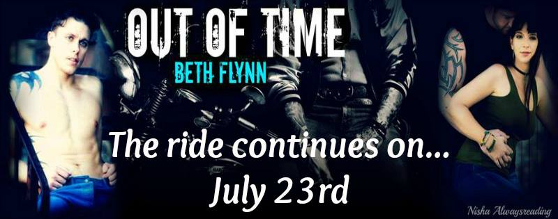Prologue Reveal for Out of Time by Beth Flynn