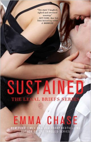 It's a Giveaway! Sustained by Emma Chase