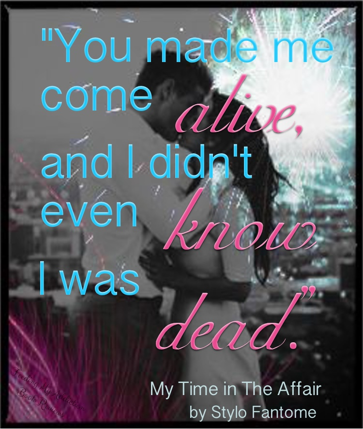 My Time in The Affair teaser