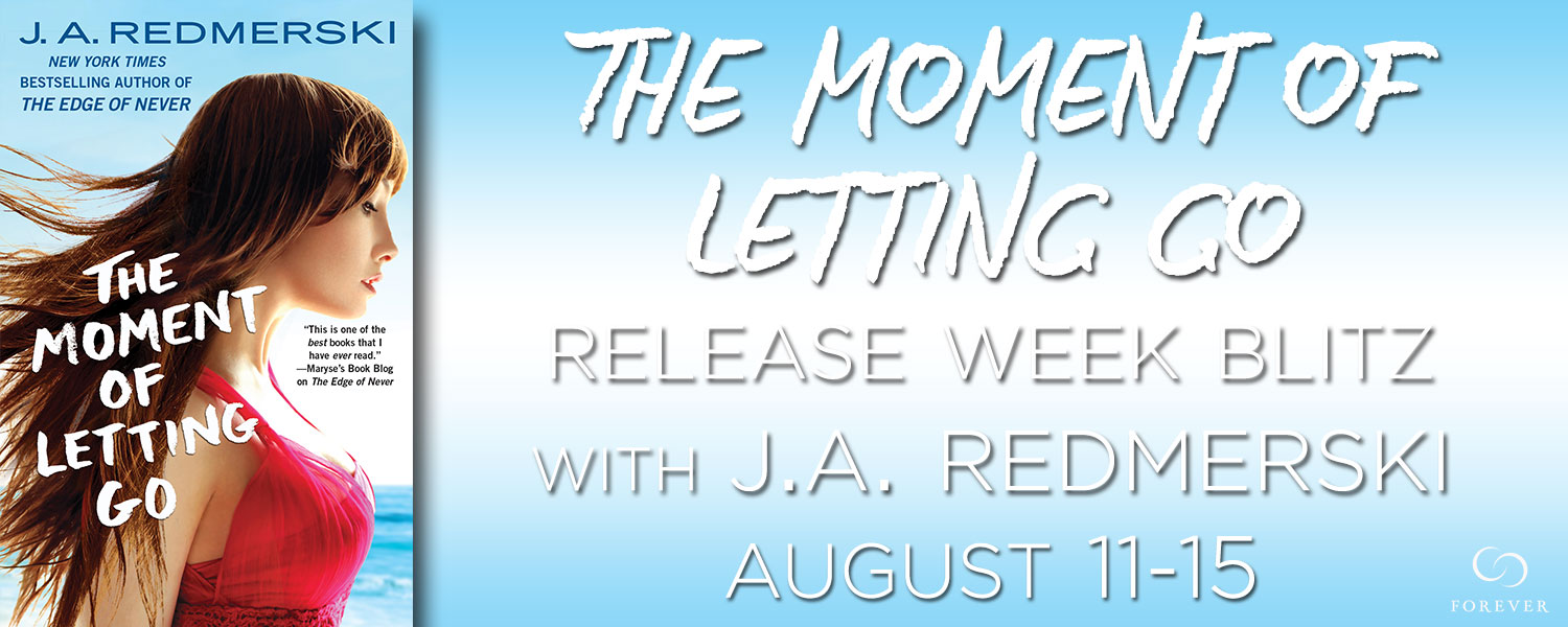 Release Blitz: The Moment of Letting Go by J. A. Redmerski #Excerpt + #Giveaway