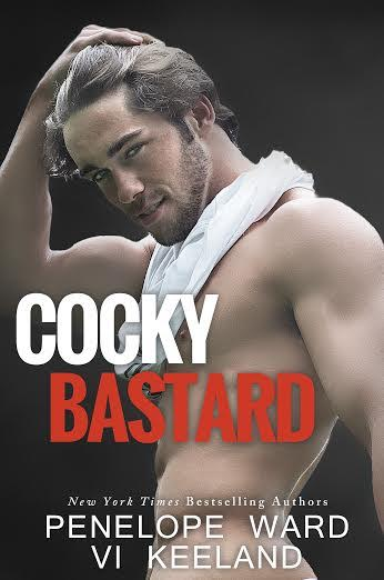 Sample Sunday | Audible Review and Book Review → Cocky Bastard by Ward and Keeland