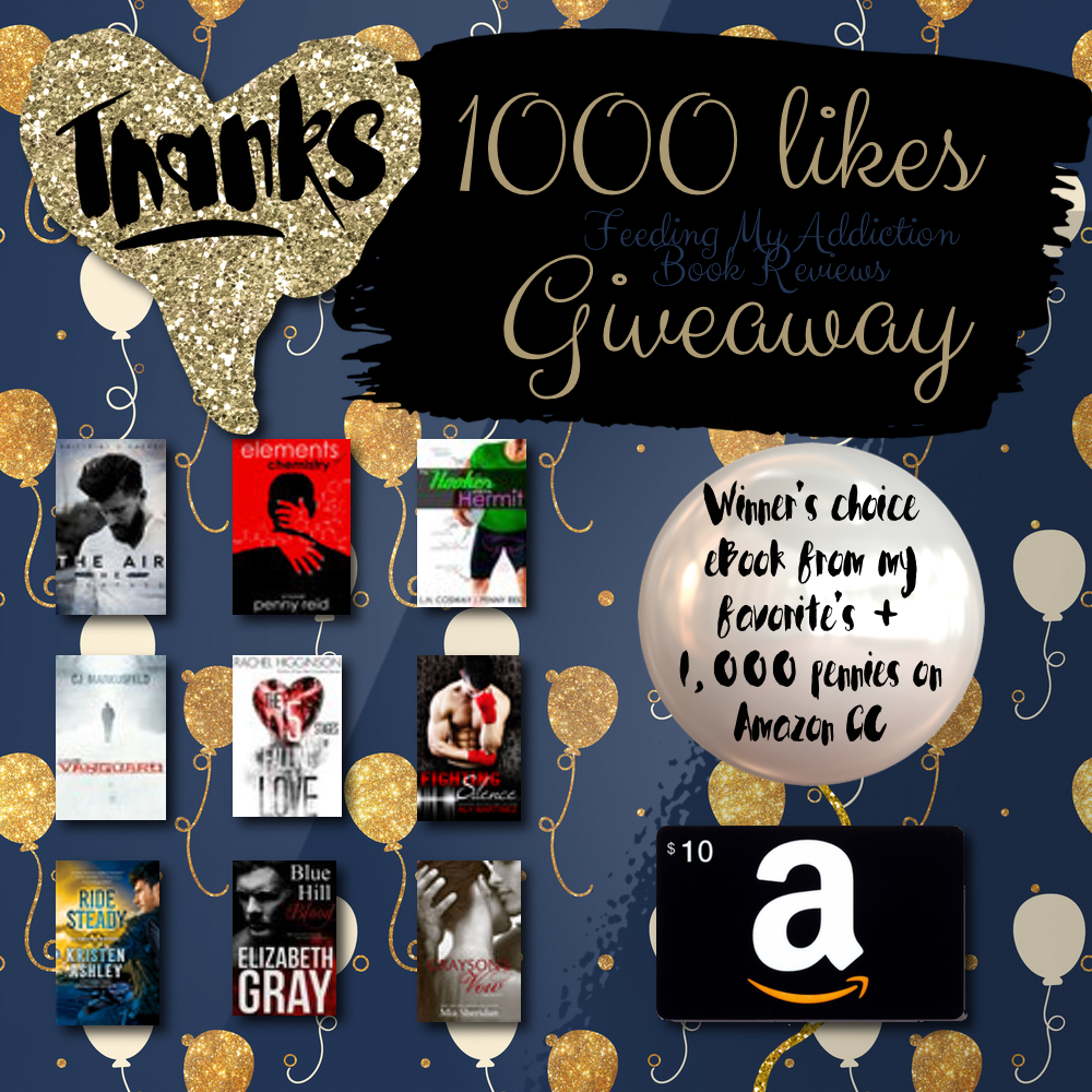 1000 likes Giveaway