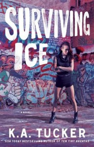 Review and Excerpt + Awesome Giveaway for Surviving Ice by KA Tucker