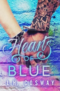 #TeaserTuesday Featuring: Hearts of Blue by L.H. Cosway