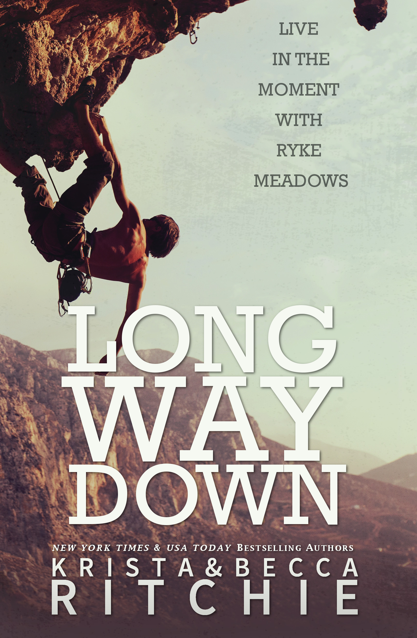 Long Way down by Krista and Becca Ritchie – Review