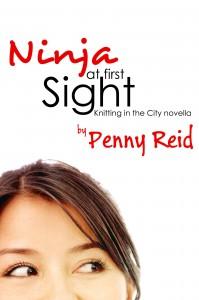 Ninja at First Sight by Penny Reid, 5 Ninja Stars
