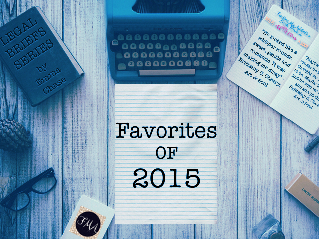 Favorites of 2015
