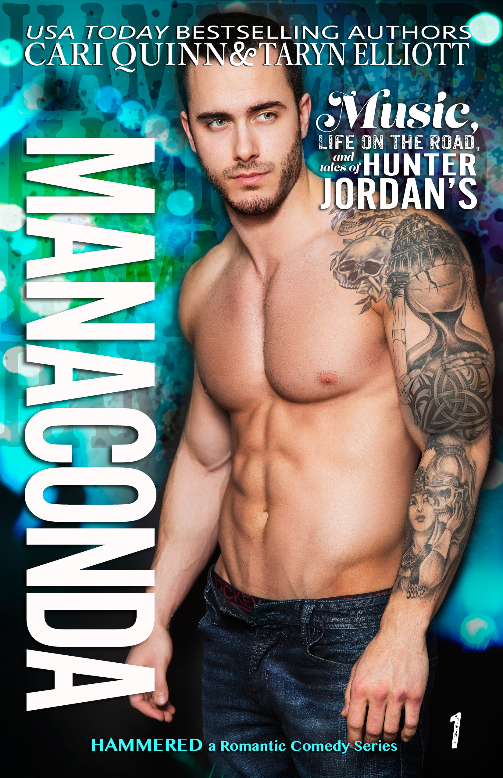 Manaconda by Cari Quinn & Taryn Elliott ~ Review