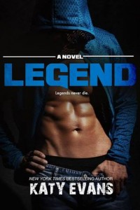 Legend by Katy Evans