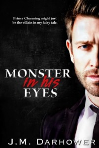 I loved Monster in His Eyes by J.M. Darhower! Book and Audio review