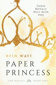 5 Stars for Paper Princess by Erin Watt
