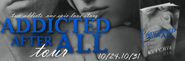 Addicted After All Tour Banner