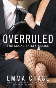 Review: 5 Stars for Overruled by Emma Chase