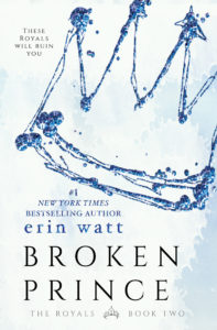 Review — Broken Prince by Erin Watt
