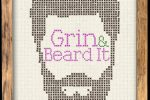 Review — Grin & Beard It by Penny Reid