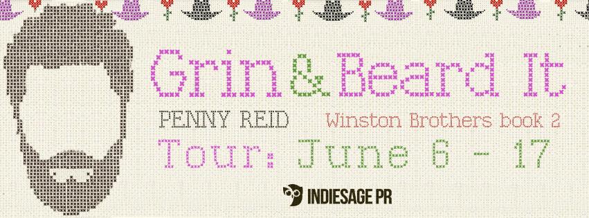 Review --- Grin & Beard It by Penny Reid