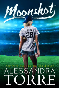Review — Moonshot by Alessandra Torre