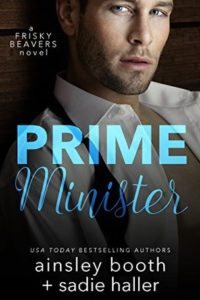 Review — The Prime Minister by Ainsley Booth, Sadie Haller