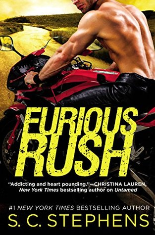 Review — Furious Rush by S.C. Stephens