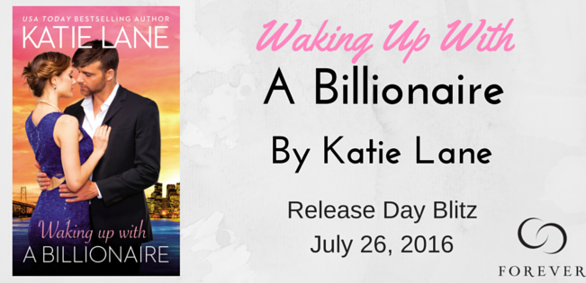 Ten (10) mass market copies of WAKING UP WITH A BILLIONAIRE by Katie Lane