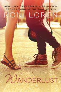 Review — Wanderlust by Roni Loren