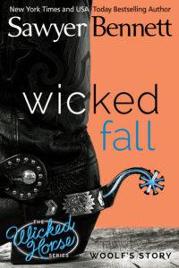 WICKED FALL by Sawyer Bennett is FREE!