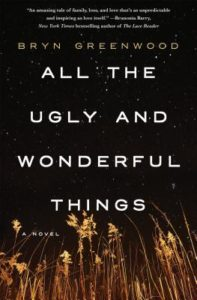 I spent the evening with Bryn Greenwood, author of All The Ugly And Wonderful Things