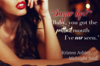 Review and Excerpt  — Midnight Soul by Kristen Ashley