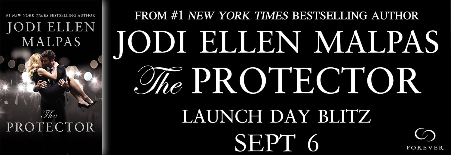 10 Signed Paperback Copies of THE PROTECTOR by Jodi Ellen Malpas