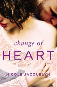 Review and Spotlight — Change of Heart by Nicole Jacquelyn