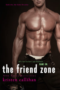 Review — The Friend Zone by Kristen Callahan