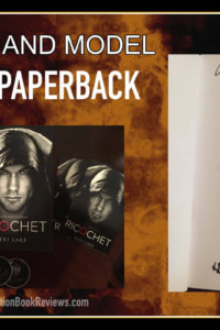 ☆24 HOURS LEFT to #Enter2Win Author & Cover Model Signed Paperback of Ricochet!☆