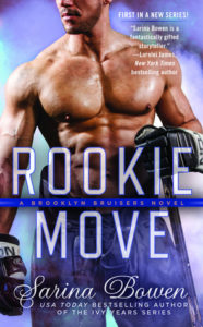 Review — Rookie Move by Sarina Bowen