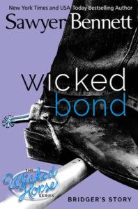 Review — Wicked Bond by Sawyer Bennett