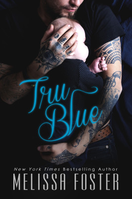 REVIEW — TRU BLUE by Melissa Foster