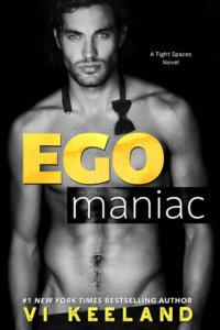 Holy Hawt Cover Reveal ~ Ego Maniac by Vi Keeland