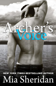 Forever eBook edition of ARCHER'S VOICE Introductory Price $.99 PLUS Bonus Scene!