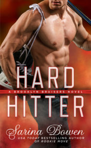 Review — Hard Hitter by Sarina Bowen