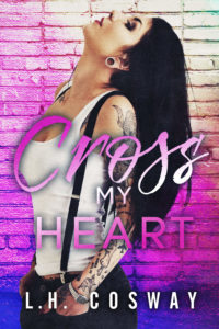 A deliciously good novella ~ Cross My Heart by L. H. Cosway