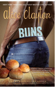 Buns by Alice Clayton ~ Review